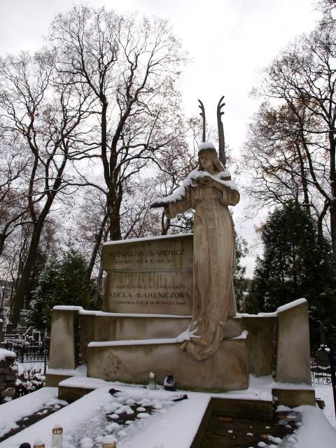 Bernardinų kapinėse esantis paminklas