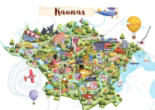 Kaunas - Šiauliai